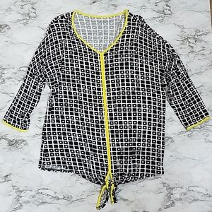 Westbound blouse